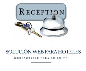 webFactible para Hoteles